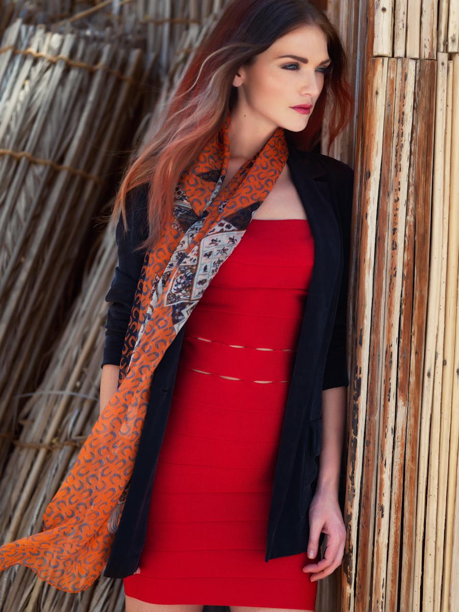 Vesna Vrankovic. Photographed by Atif Abu-Samra.