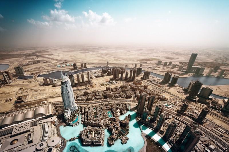Burj Khalifa, formerly known as Burj Dubai