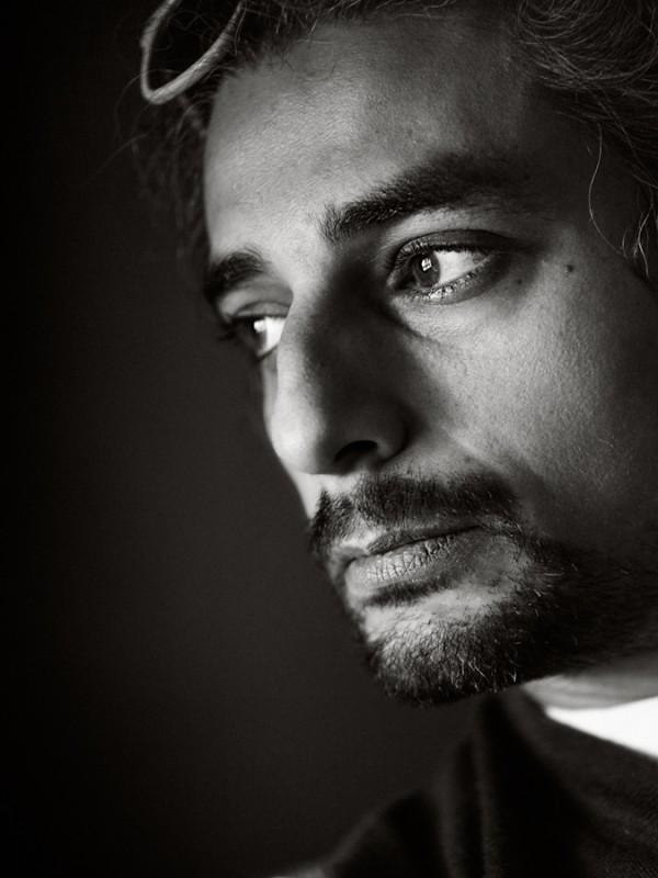Profile portrait of Atif AbuSamra