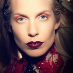 Beautiful model Emma, styled by Gino Alduciente, with Malanie Flores providing make up, is photographed in Dubai by a beauty photographer Atif AbuSamra.