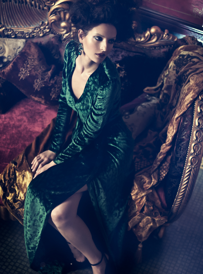 Gucci WF2012 – Velvet Magazine | Fashion photography